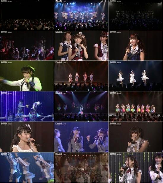 "(LIVE)(公演) NMB48 チームM ""RESET"" 公演 140826 & 140828 & 140902 & 140903"