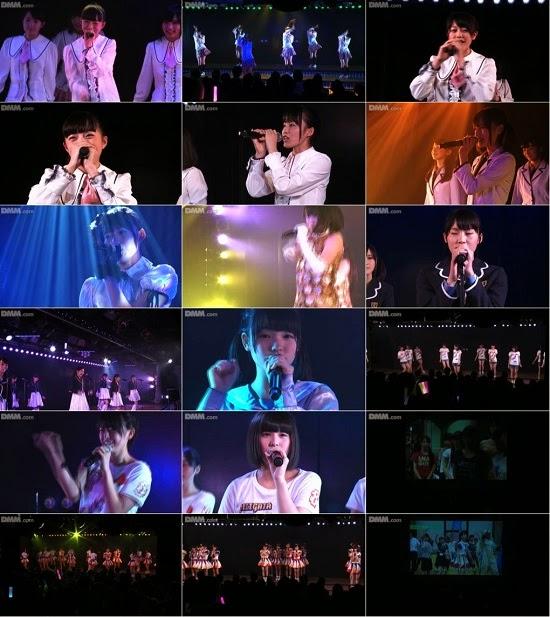 "(LIVE)(公演) AKB48 チーム8 ""PARTYが始まるよ"" 公演 140815"