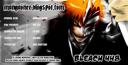 manga bleach 448 online