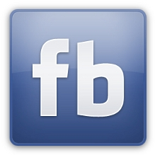 facebook logo Visualizar fotos no Facebook no formato antigo no Chrome