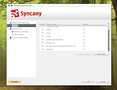 Syncany