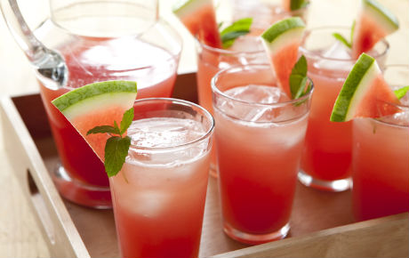 Food of the week: (Watermelon) lemonade