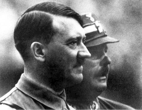 Hitler und der schwule Ernst Röhm