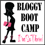 Fall Conference Fun at Bloggy Boot Camp