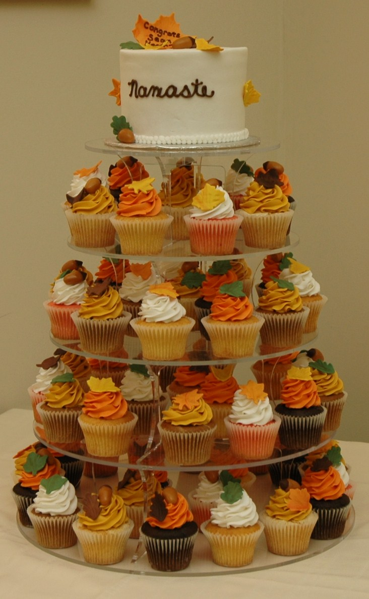 wedding cake and cupcake ideas