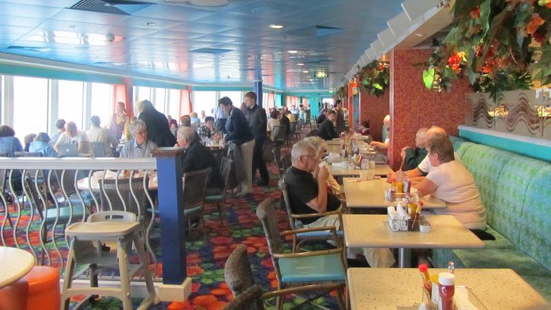 Norwegian Jade в феврале: первый морской круиз
