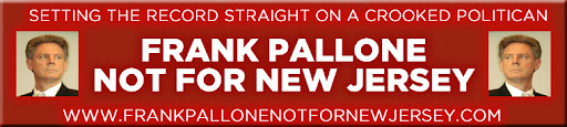 Frank Pallone NOT for New Jersey