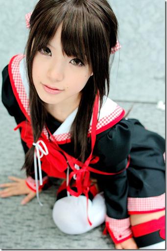 final approach cosplay - masuda shizuka by kipi