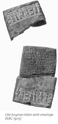 Babylonian Envelopes
