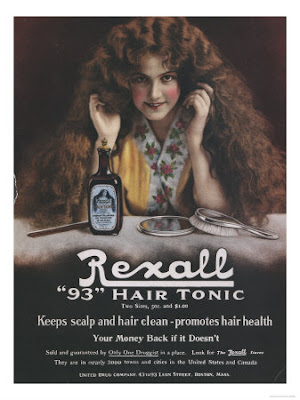 Rexall Hair Tonic