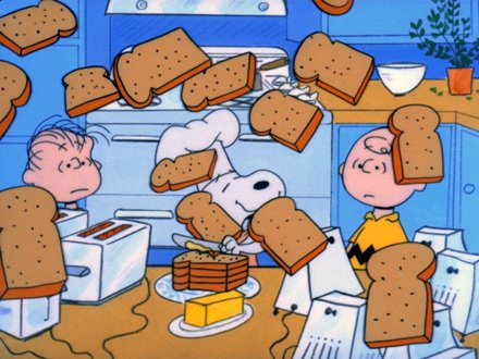 A Charlie Brown Thanksgiving 101