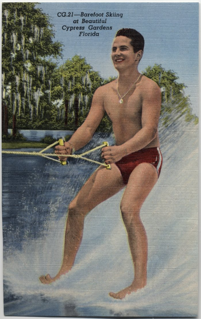 Vintage Waterskiing at Cypress Gardens