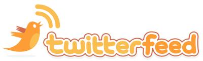 Novo ícone TwitterFeed