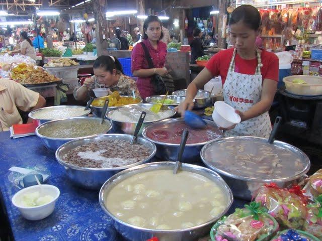 rice dessert Cambodia