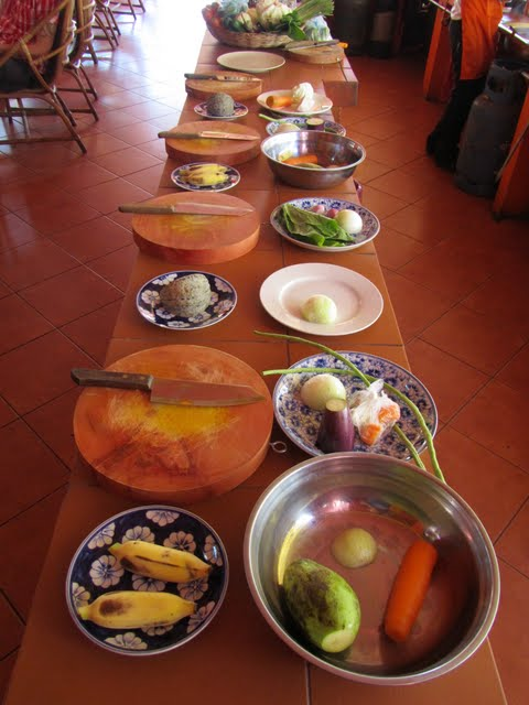 cooking class Siem Riep