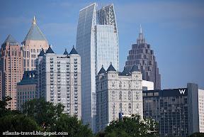 Атланта: моменты из жизни