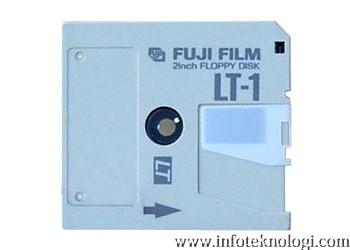 2-Inch Floppy Disk