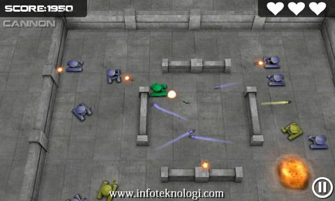Download gratis game Android Tank Hero