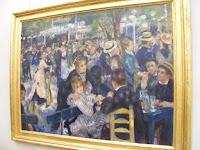 Aquí el Baile del Molino de la Galette, de Renoir