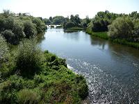 El río Tormes nace en la Sierra de Gredos y desemboca en el Duero, cruzando las provincias de Ávila y Salamanca
