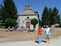 La Ermita del Santo Cristo de los Afligidos se encuentra a escasos metros de la iglesia