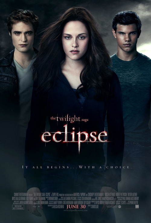 Eclipse: The Twilight Saga