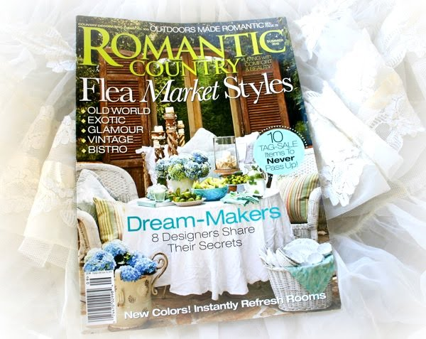 Romantic Country magazine