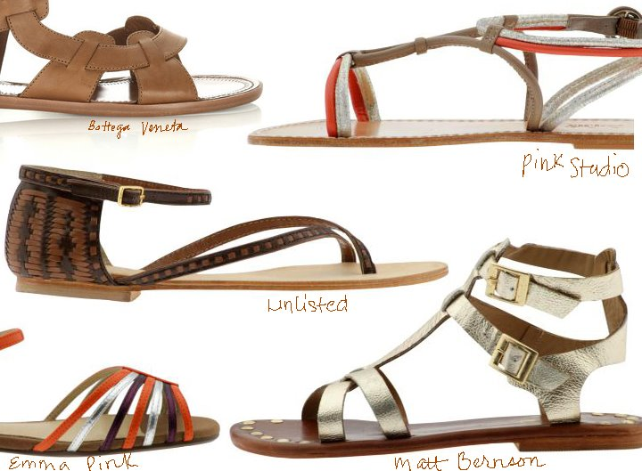 SANDALS PART III | Fashion Cult