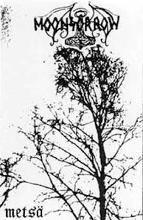 Moonsorrow - Metsä (1997)