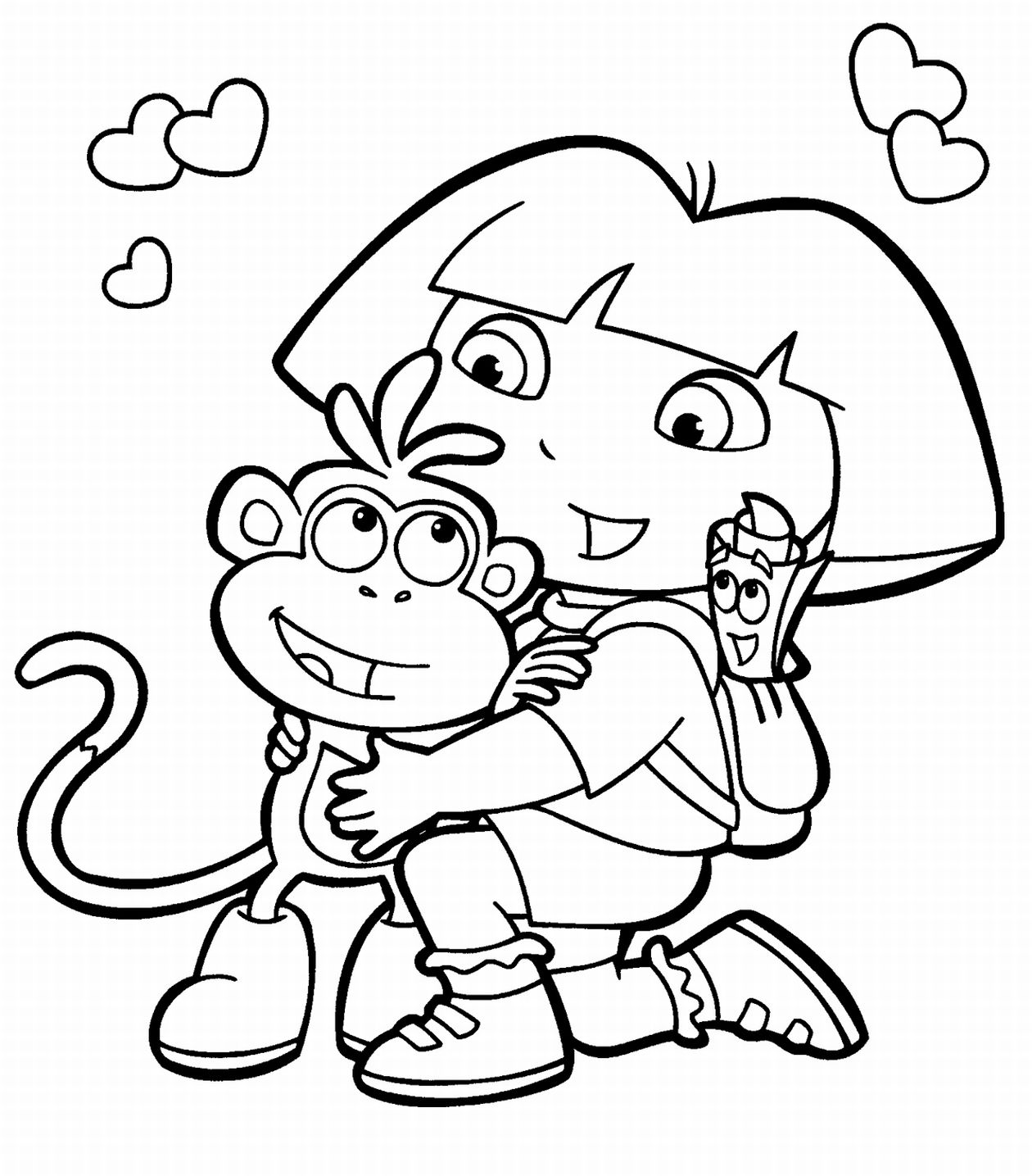 coloring pages to print and color - Coloring Pages to Print Raising Our Kids!