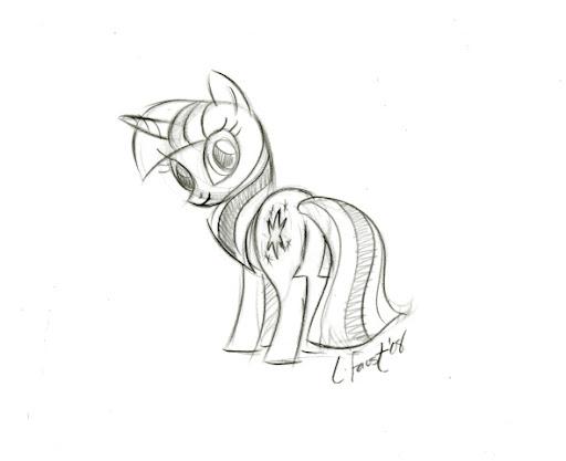My Little Pony XVIII Perfect Isnt Easy Archive