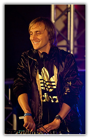 guetta2 David Guetta, Milk and Sugar, Shapeshifters – In the Mix at Big City Beats 09 03 CABLE 2011