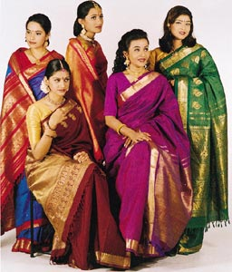Health Tips: Style of Indian Saree