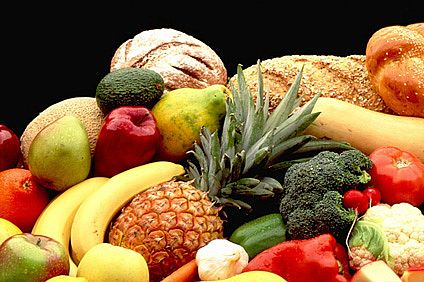 Health Fruits And Food