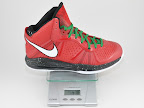 lebron8 v2 christmas gram Weightionary