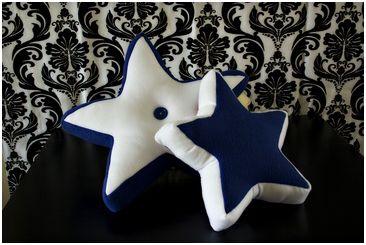 cojines estrella