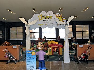 National Geographic Kids Play Area at Tysons Corner Center