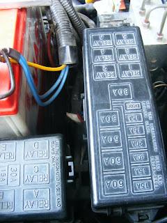 Diy bikin label fungsi fuse dan relay aerio next g ccuart Choice Image