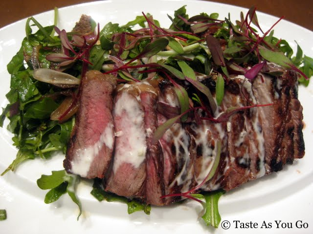 Grilled-Steak-Salad-South-Gate-New-York-NY-tasteasyougo.com