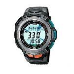 Reloj digital CASIO PRO TREK PRG80-1V - Alimentacion solar