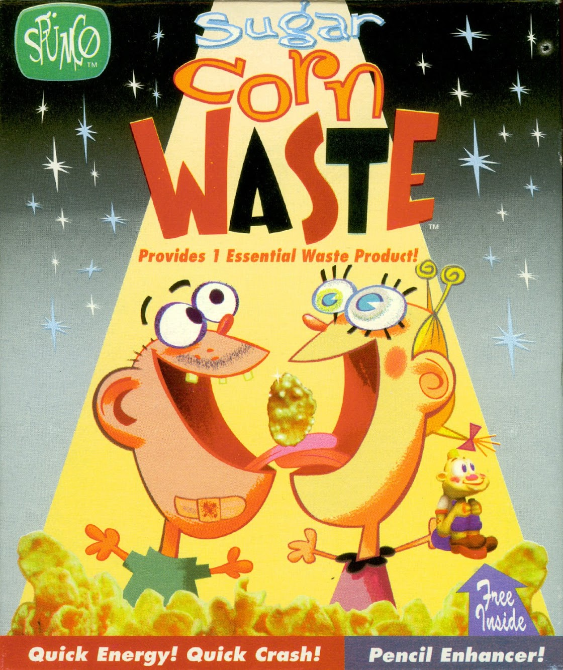 Sugar Corn Waste