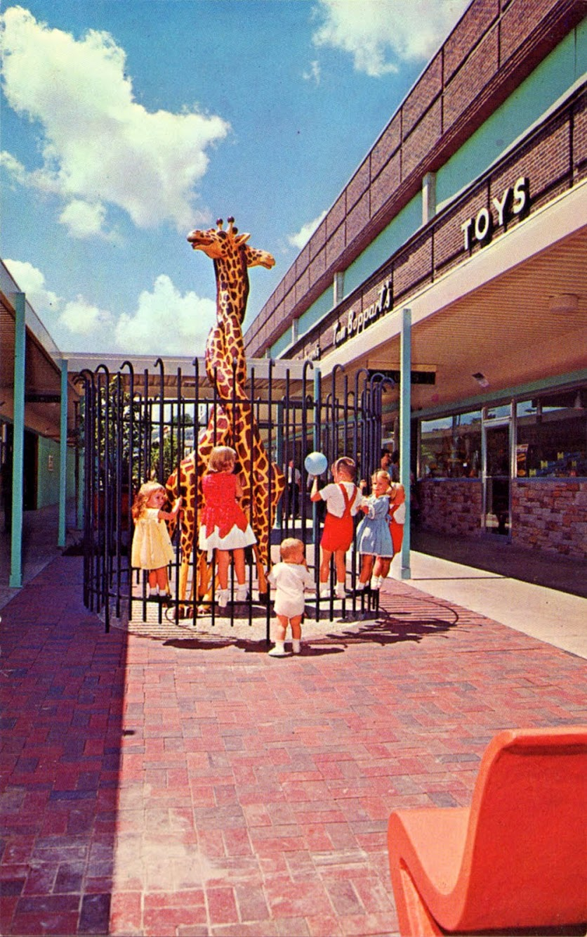 The Landing Mall, 1960s