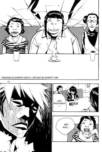 Komik blast page 1