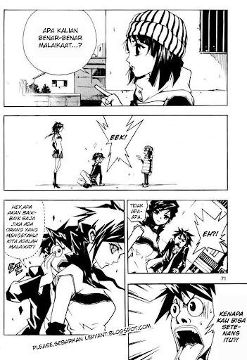 Komik blast Manga Online