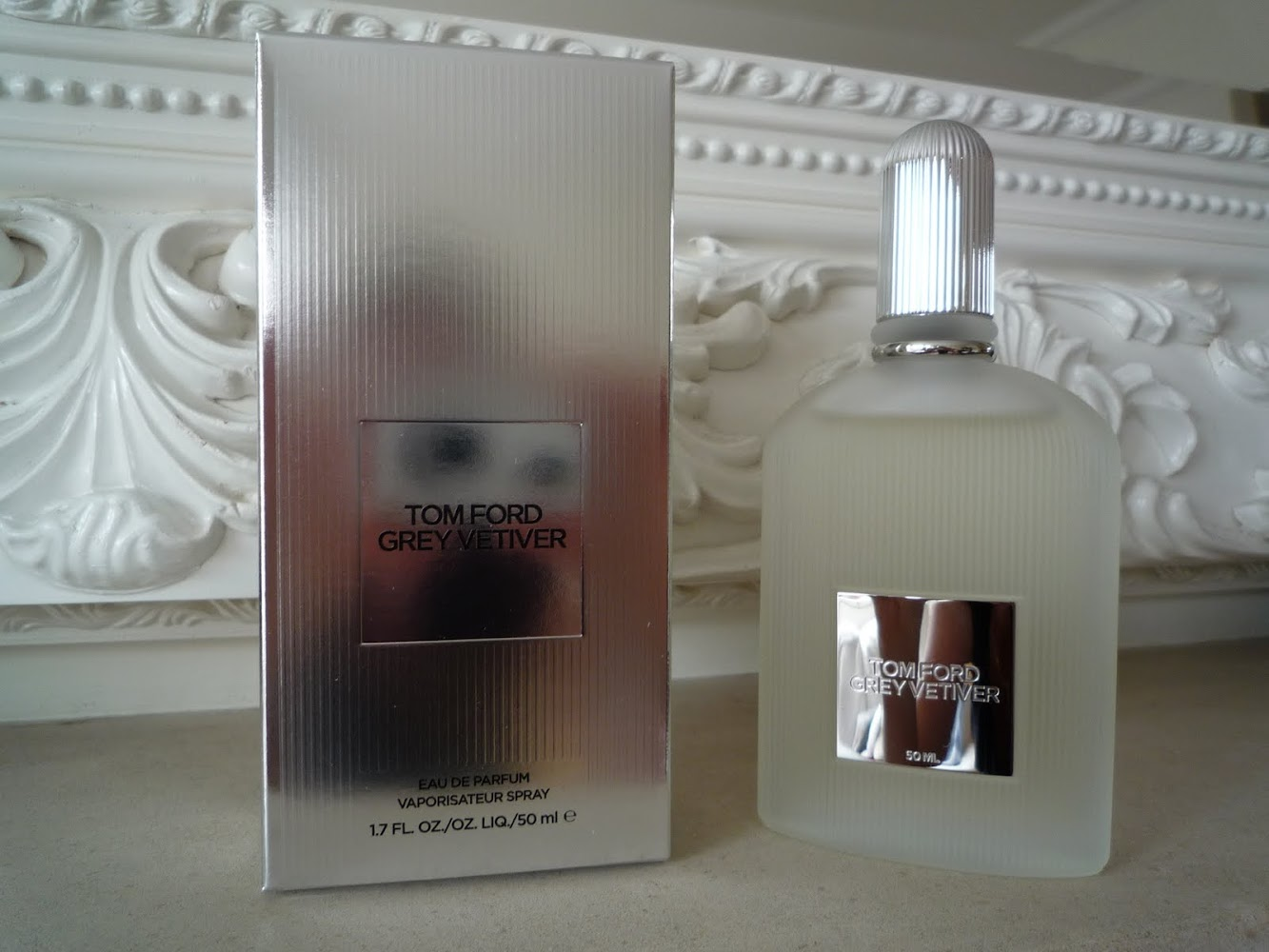 Fifi Men's Luxe Category [Grey Vetiver by Tom Ford]