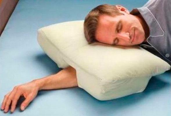 After a good night sleep.