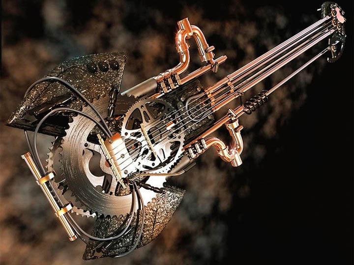 Instrumenta muzikore te pazakonte 354tw34etrwergfewrgr