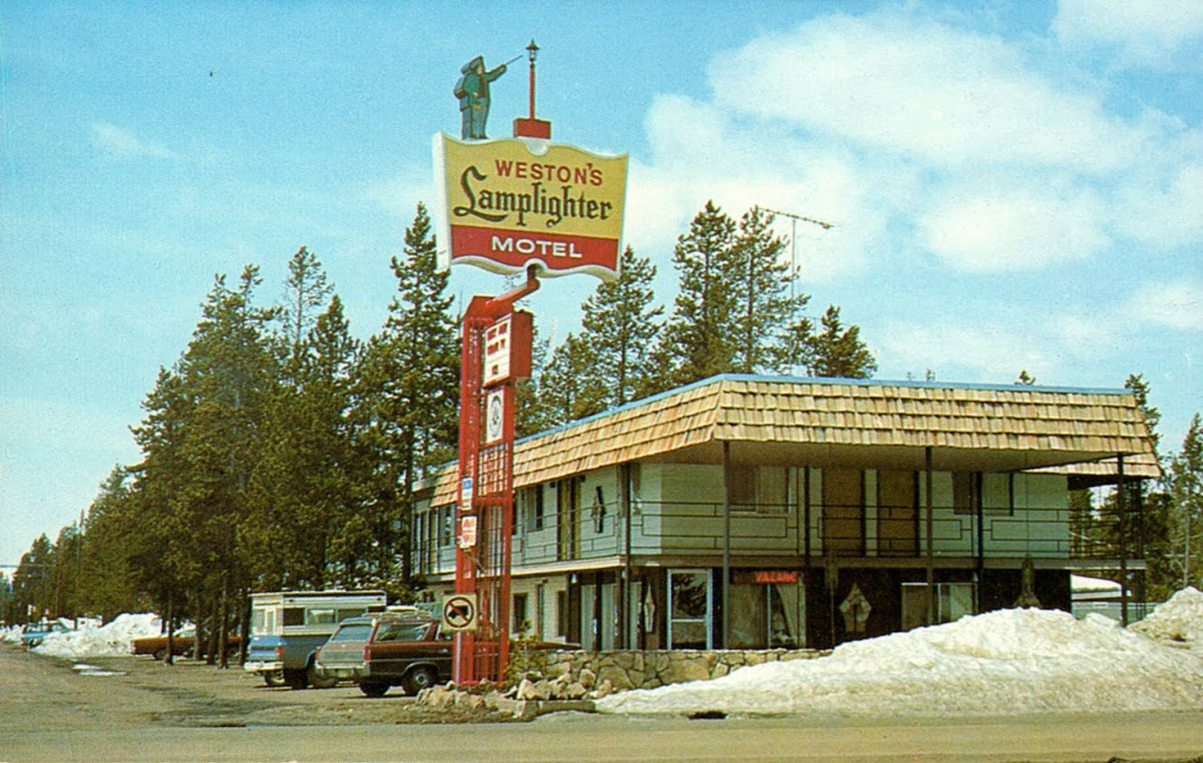 Weston's Lamplighter Motel