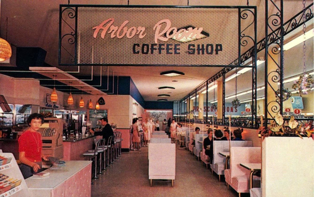 Arbor Room Coffee Shop