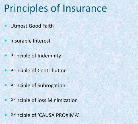 Insurance Definition For Indemnity